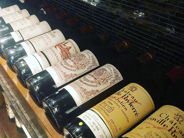 Tips to store wine collection for the long term.