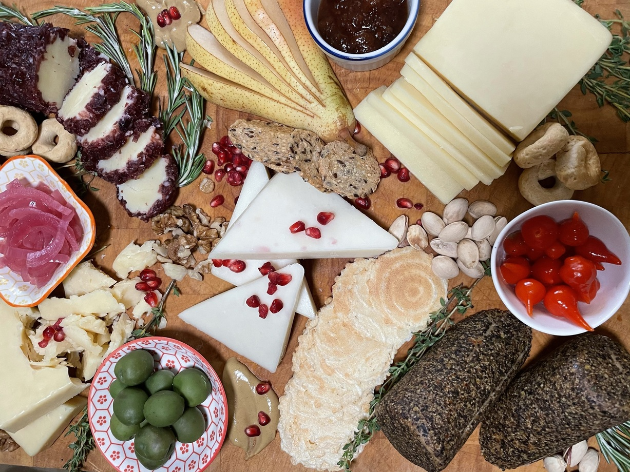 How to create a company worthy cheeseboard